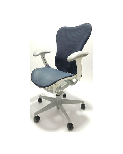 herman miller mirra 2 chair butterfly back fully adjustable arms
