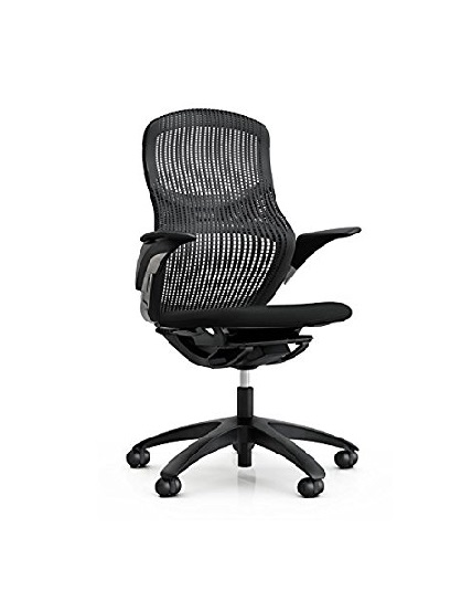 Knoll Generation Chair, High Performance Arms