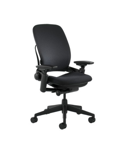 Steelcase Leap Version 2 Chair, 4-way Adjustable Arms