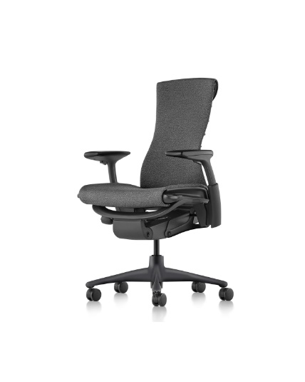 herman miller embody chair black all features office chair work. Black Bedroom Furniture Sets. Home Design Ideas