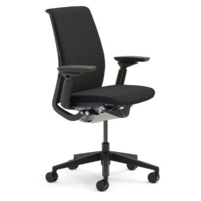 Steelcase Think Chair 4-Way Adjustable Arms Adjustable Lumbar Support  sc 1 st  Office Chair @ Work & Think u2013 Office Chair @ Work