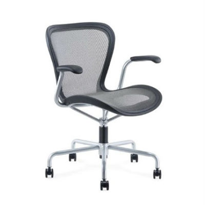 Office Chair At Work Airwave Mesh Back Seat Brand New