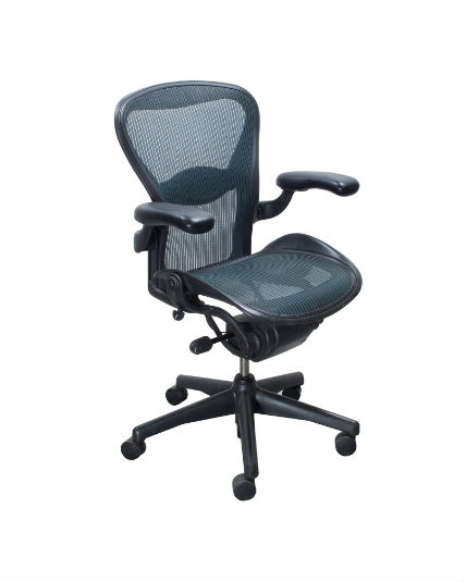 herman miller aeron chair jade - Herman Miller Aeron Chair