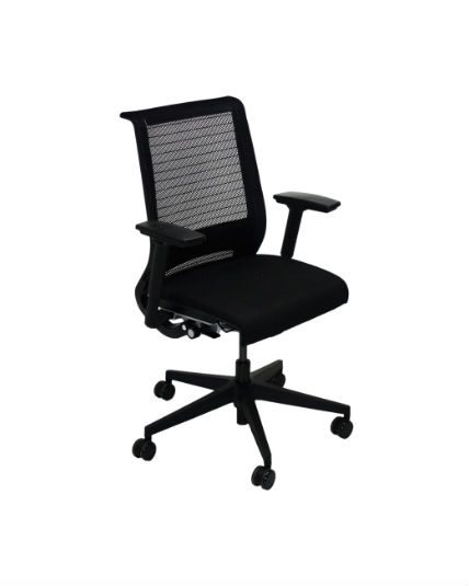 Steelcase Think Chair 3d Knit Back All Features 4 Way